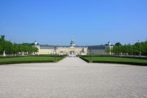 Karlsruhe Castle by the-universal-mind