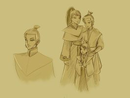 Avatar OC's 3 by DanaisH