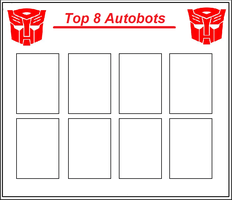 Top 8 Autobots Meme by Maygirl96