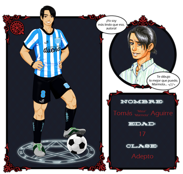 Wrp- Tomas Aguirre by Miss-Jose