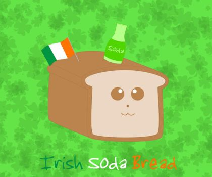 Irish Soda Bread-St. Patty's by PhantomDog