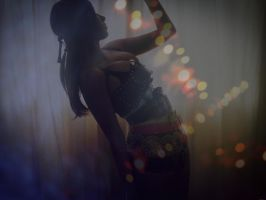 Dancing with bokeh by MAHIOperozo