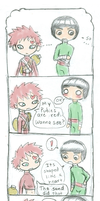 ComicStrip-Eviction-LeeGaara by hierophant