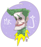 Mr J by MekareMadness