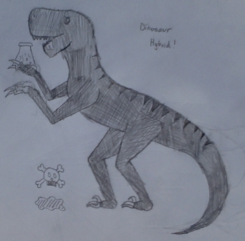 Dinosaur Hybrid are TAKING OVER !!! by FurryMaster1244