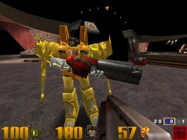 Sunstorm quake 3 sparks by Sunstars