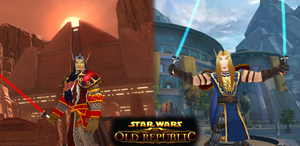 WoW meets SWTOR by MullinstheGreat