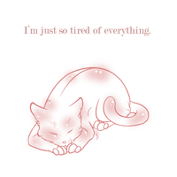 Vent : So Tired by GeneralPanic
