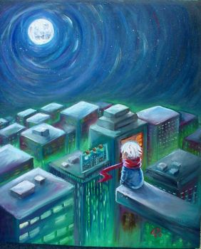 ambient city by ReeveLy