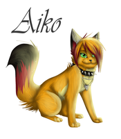 .:Aiko:. by PrideFeather