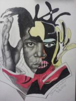 Basquiat by BrunoB86