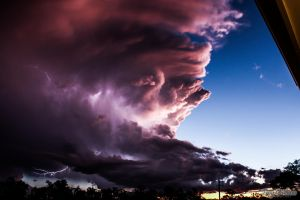 Storm Rolling In Reprocessed by droy333