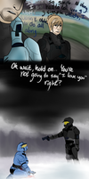[RvB] I'm not going to say I love you..... by epsiIon