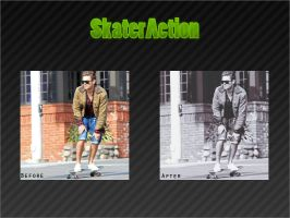 SkaterAction by thisisthenight