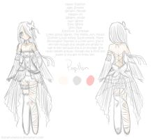 Papillon-Club Mascot by p-o-c-k-e-t