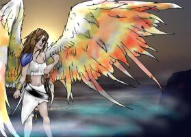 Angel of Death by Seferia