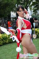 Mai Shiranui by Mikela-Frost