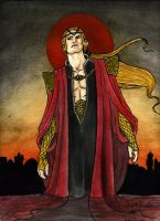 Sauron the Deceiver by janique-marie
