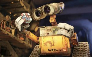 Wallpaper wall-e by withnutella