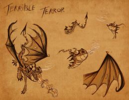 Terrible Terror Study by Pimander1446