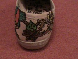 Makar At The Back Of My Shoe by ForestKitty22