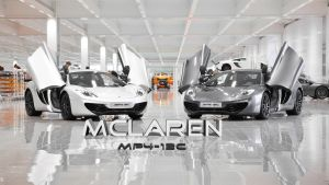 McLaren MP4-12c Factory by curtisblade