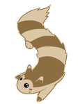 Speedpaint - Furret by Ayinai
