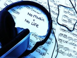 No Music, No Life by Saesura
