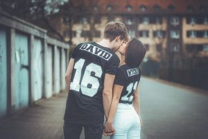 My and David I by Riot23