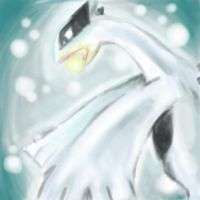 Lugia by Alien-mart