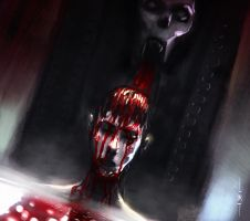 Blood bath by Dumaker