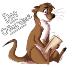 Dat Otterface by Susiron