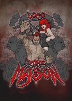 Mike Mason T-shirt design by faceaway