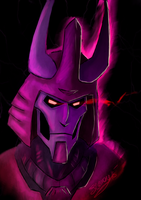 NOT a Decepticon by FlameFatalis