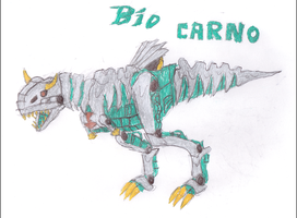 Request:Bio Carno by pika247