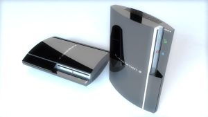 PlayStation 3 by TiagoTavares
