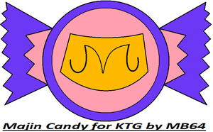 Majin Candy for KTG by MarioBlade64