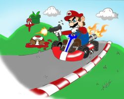 Mario Kart Extreme 2 by Jwpepr