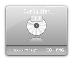 CueSplitter Dock Icon by Vathanx