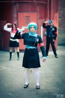 Persona 3 - Here it comes. by alucardleashed