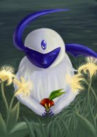 Absol by gothYvonne