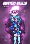 Mystery Skulls H-Series Cover Doujin by RoronoaxPhantom