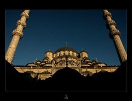 Thw Blue Mosque by mounirian128