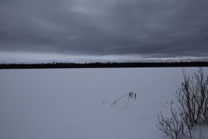 Frozen Lake by RestartBob