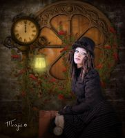 Clock by Marjie79