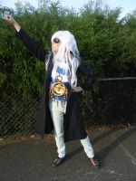 Bakura to the Rescue by 8charizardgirl8