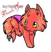 Thank You - SunoWolf by Whispered-Time