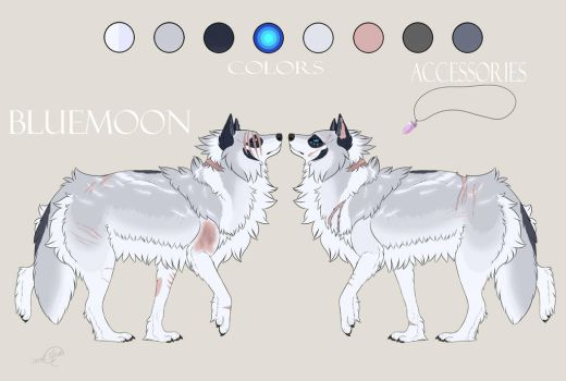 Bluemoon New Ref by BlueWolve