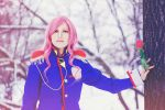Duelist by ImireRin