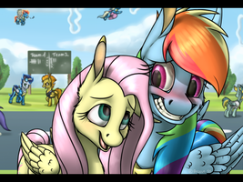 Proud Of A Friend by Arceus55